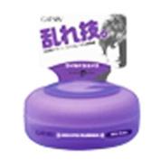 Gatsby Moving Rubber Hair Wax, Purple Wild Shake