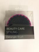 Beauty Care Styling Detangle Brush - Pink