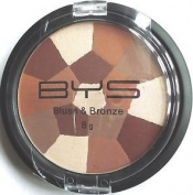 BYS Blush & Bronze - 01 Mosaic Light Glow