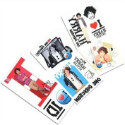 Tempt Tattous One Direction Waterbased Temporary Tattoo, Harry, 10ml by Tempt Tattous