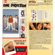 Tempt Tattous One Direction Waterbased Temporary Tattoo, Jewellery 1, 20ml by Tempt Tattous