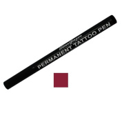 Stargazer 02 Permanent Tattoo Pen Blood Red