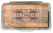 The Ultimate Skin Tones Palette (Alcohol Activated Make-up) By Dashbo