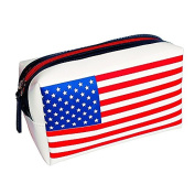 Make-up Bag USA Flag