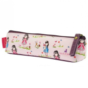 Santoro Gorjuss Slim Accessory Case - Pastel Pattern Ladybird