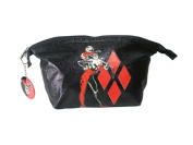 DC Comics Batman Wash Bag Make Up Cosmetic Bag - Harley Quinn