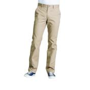 Lee Young Men's Khaki Straight Leg College Pant