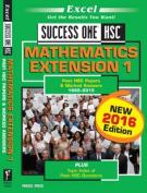 EXCEL SUCCESS ONE - HSC MATHEMATICS EXTENSION 1 2016 EDITION