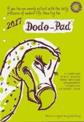 Dodo Pad Filofax-Compatible 2017 A5 Refill Diary - Week to View Calendar Year