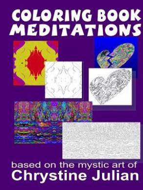 Coloring Book Meditations