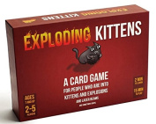 Exploding & Kittens Original Edition, Fun Party Card Game, Strategy Cards