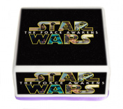 Star Wars The Force Awakens Icing7.13cm Inch Square Edible Pre Cut Cake Topper - Printed using Edible Inks on Premium Icing- With FREE Banner Included!