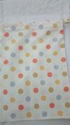 Drawstring Bag in Multi Pastel colours, 25cm x 35cm