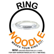 RING NOODLE - Mini (less ring size reduction) 3 pack. Ring Guard Ring Size Reducer Ring Size Adjuster