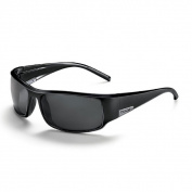 Bolle 10997 King Shiny Black Polarised TNS Sport Sunglasses