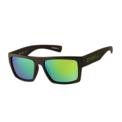 O'Neill Men's 'TUBE' Black Polarised Sunglasses