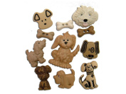 Jesse James (1-Pack) Dress It Up Buttons Dog Collection #0369 Dog Days 0369-1P