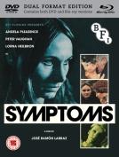 Symptoms [Region B] [Blu-ray]
