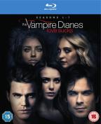 The Vampire Diaries [Region B] [Blu-ray]