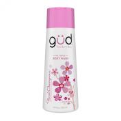 Gud Floral Cherrynova Natural Body Wash, 10 Fluid Ounce