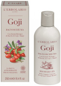 Goji Bath and Shower Gel with Organic Extracts 250 Ml / 8.45 Fl. Oz. L'Erbolario Lodi