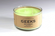 A Candle for Geeks - BEST SELLER! 500ml Candle for by Whiskey River Soap Co.