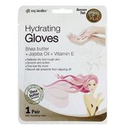 Moisturiser Gloves,Hand Hydrating Gel Moisturising Gloves with Shea Butter & Jojoba & Vitamin E