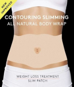Contouring Slimming All Natural Body Wrap 15 Applications - it works to firm tone and tighten