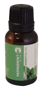 GuruNanda 100% Pure & Natural Peppermint Oil, 15ml
