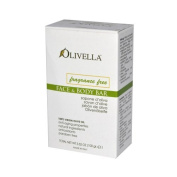 Olivella Bar Soap Fragrance Free 100ml ( Multi-Pack) by OLIVELLA