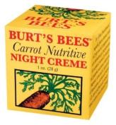 Burt's Bees Carrot Nutritive Night Creme, 30ml