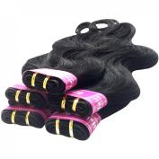 King Love Star Brazilian Body Wave Human Hair Brazilian Virgin Hair Body Wave 5 Bundles 36cm 36cm 36cm 41cm 41cm a Lot 250g,brazilian Hair Virgin Hair Bundle Deals