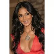 Sunwell 100% Virgin Human Hair Body Wave lace wigs 130% Density For Black Women