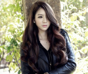 Yontree Fashion Long Wavy Curly Wigs Party Hair Cosplay Wigs