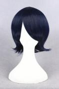 Short Fashion Anime Wig Halloween Cosplay Wig