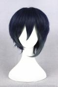 Short Men Boy's Anime Cosplay Wigs Halloween Costume Wig