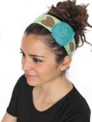 Vintage Rose Wraps® Headband
