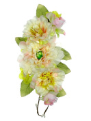 Bridal and Decorative Artificial Flower Piece 7610