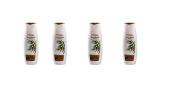 Patanjali Kesh Kanti Natural Hair Cleanser - Economy Pack 800ml (4 X 200ml).