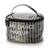 Yofi Cosmetics My Dance Makeup Bag | Large-Grey