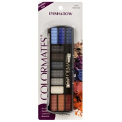 Colormates Island Oasis 12-Colour Eyeshadow Palettes with Applicators