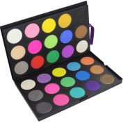 Joly Pro Cosmetics 30 Colours Eyeshadow Palette 360ml