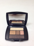 New Colour Design All in One 5 Shadow & Liner Palette ~102 Kissed By Gold