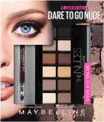 Maybelline New York Nudes Palette Shadow and Line Express Liner