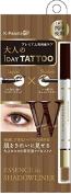 K Palette Essence in Shadowliner 02 Brown Black x Camel Brown