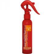 Heat Protectant Plus with Argan Oil - Professional Grade Thermal Protector , Leave-in Conditioner , Anti-frizz, and Shine Spray By Arvazallia