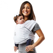 Baby K'tan Active Baby Carrier, White, X-Large