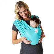 Baby K'tan Breeze Baby Carrier, Teal, Large