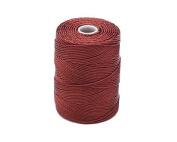 C-LON Bead Cord, Sienna - .5mm, 92 Yard Spool