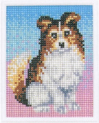 MotoHiroshi DOG series Sheruti skill mini gallery (beadwork kit) MG91